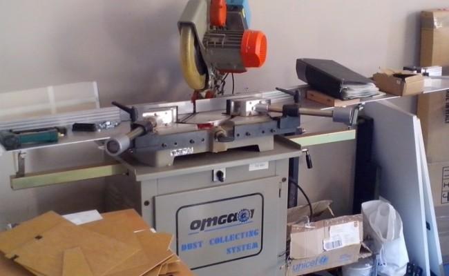 Оборудование для багетной мастерской БУ